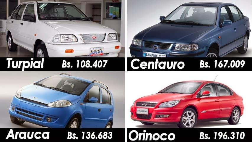 Vehículos de Venezuela Productiva Automotriz