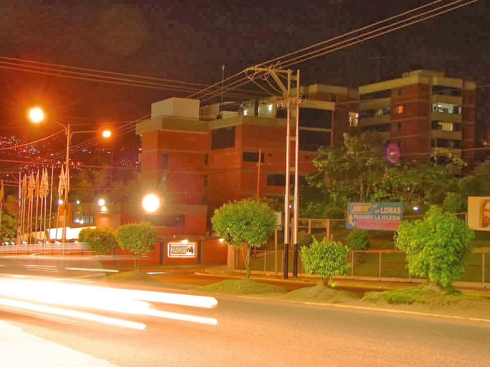 Sede principal del KINO TACHIRA.