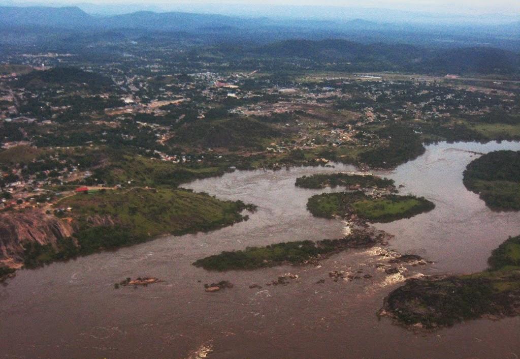 Puerto Ayacucho.