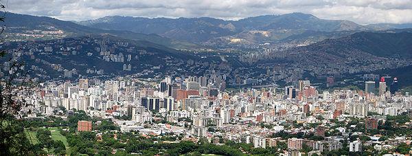 Distrito Capital - Caracas - Vista del Valle