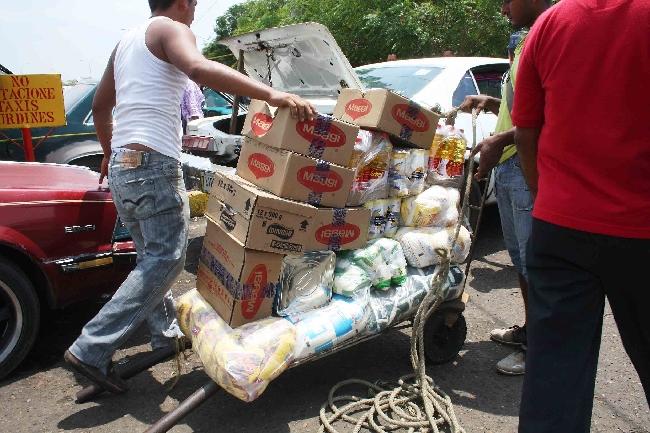 Bachaqueo, uno de los males de Venezuela