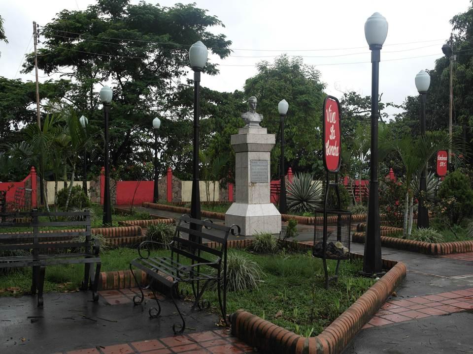 Plaza bolivar del Estado portuguesa