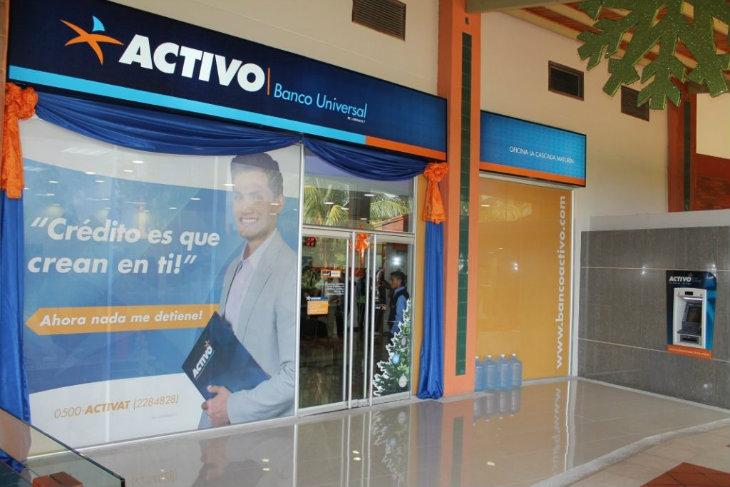 Banco Activo - Notilogía