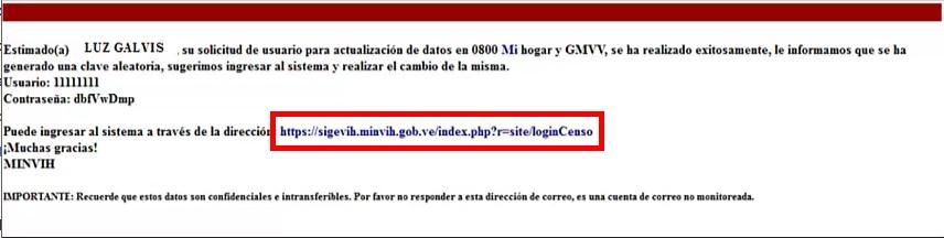 Correo GMV