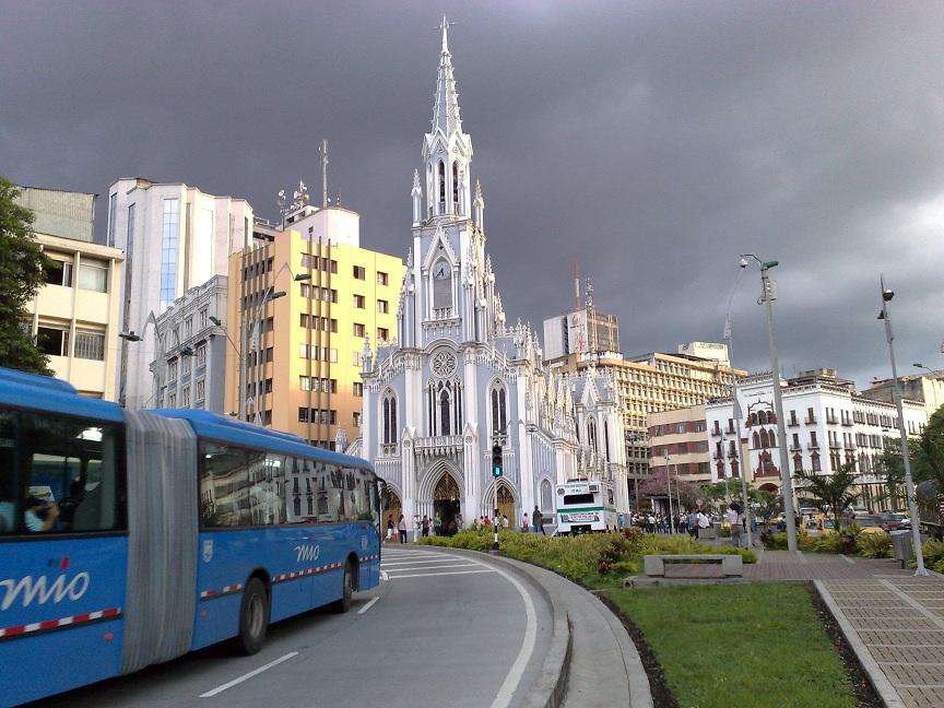 Iglesia La Ermita en Cali Colombia