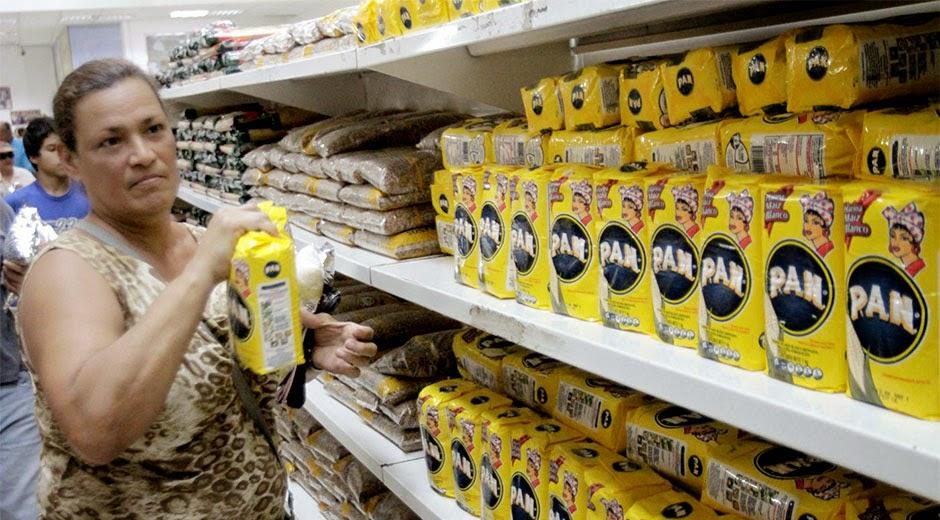 Harina de maíz queda en 19 bs
