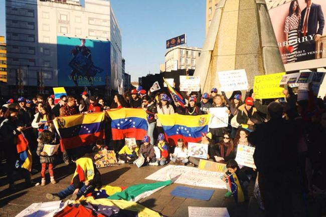 venezolanos en el Exterior