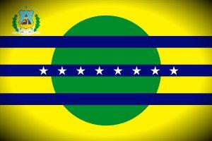 Bandera Estado Bolívar