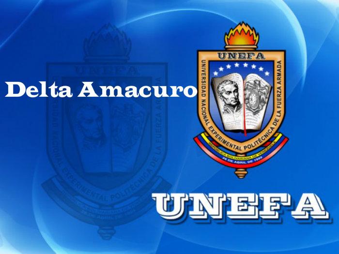 UNEFA- Delta Amacuro