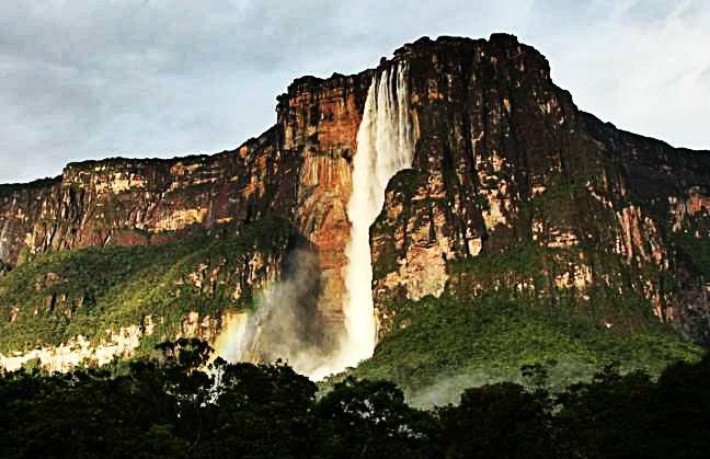 Parque Canaima - Estado Bolívar
