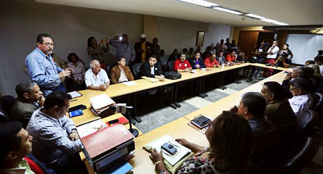 VI Contrato Colectivo de Docentes Nacionales 2015 - 2017 del Ministerio de Educación en Venezuela