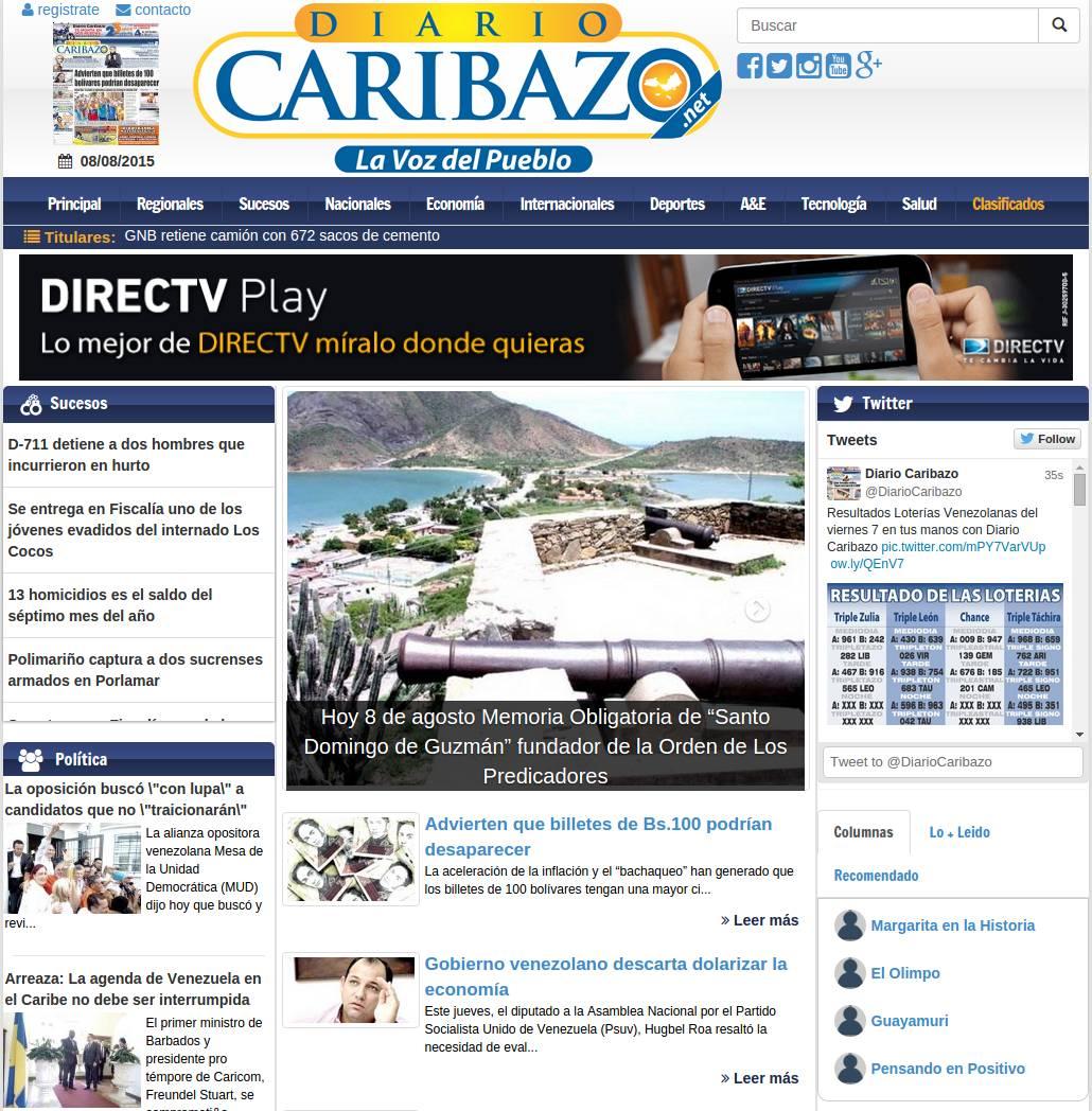 Diario El Caribazo