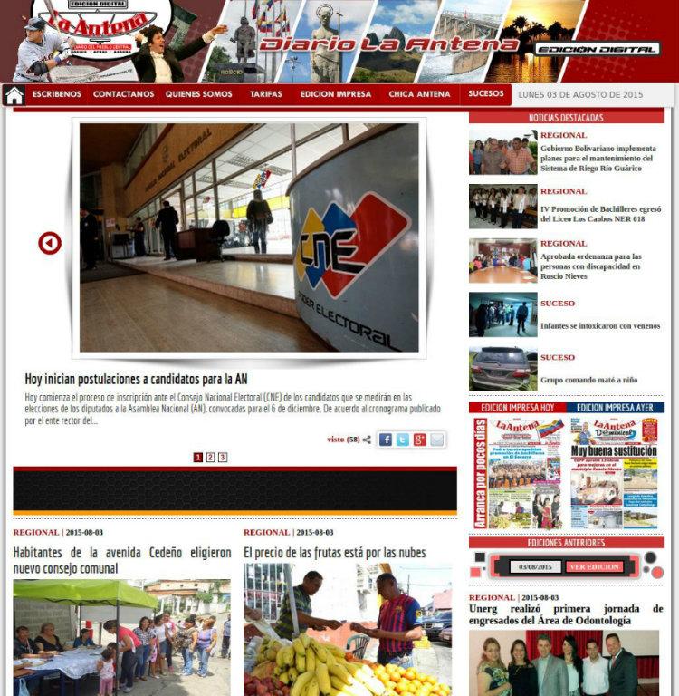 Diario La Antena