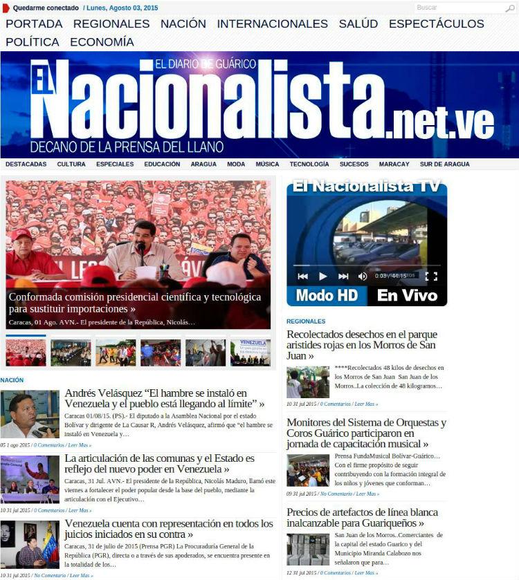 El Nacionalista