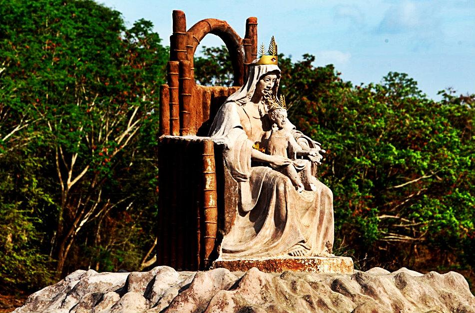 Santuario en Estado Portuguesa