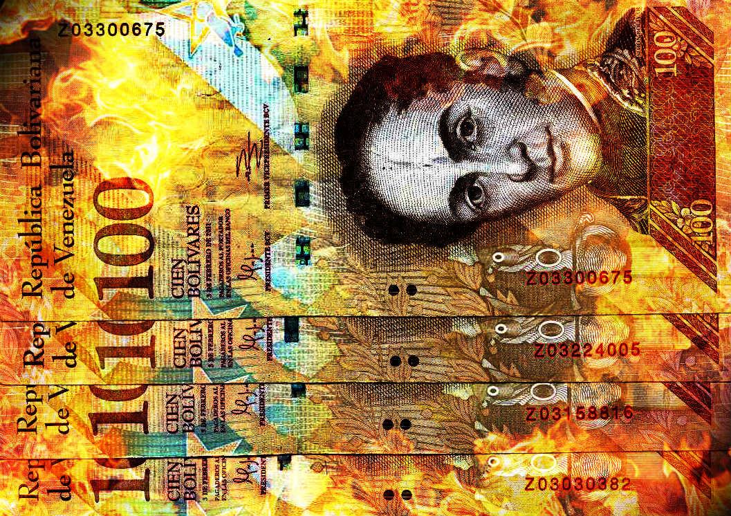 Mientras la economía venezolana se incendia, los colombianos hacen su agosto con el marrón