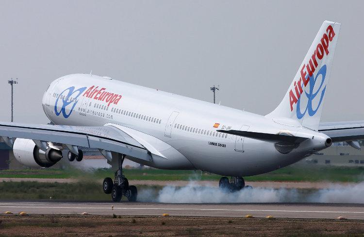D nde sellar pasajes de air europa para cencoex - Oficinas de air europa ...