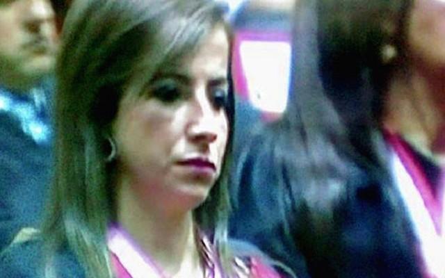 La jueza Susana Barreiros tiene otra foto y adivina con quien sale abrazada