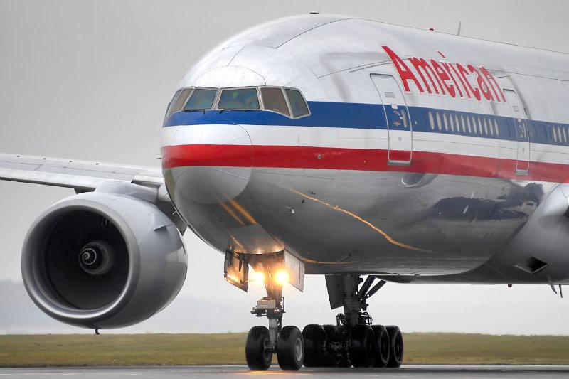 Dónde sellar pasajes de American Airlines para Cencoex