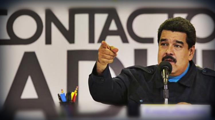 Aumento de Maduro