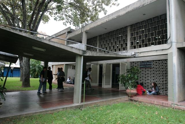 Facultad Derecho UCV