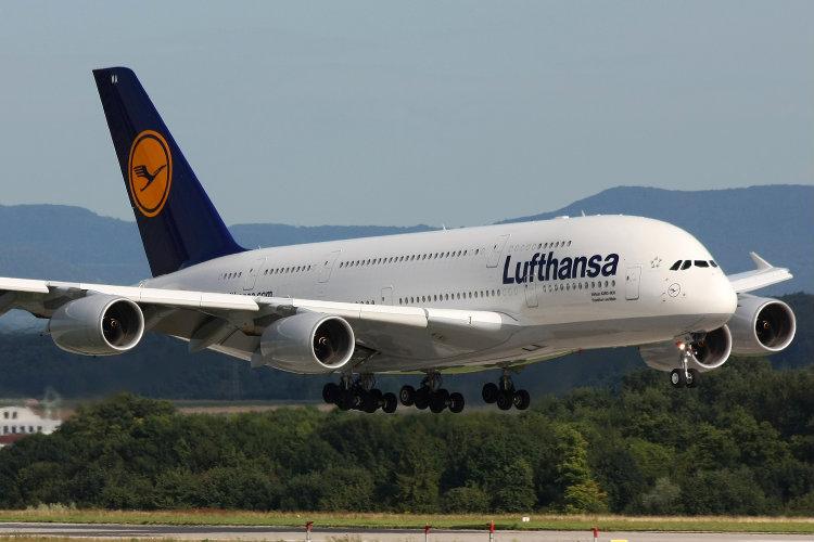 Dónde sellar pasajes de Lufthansa para Cencoex
