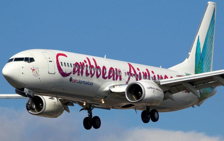 Dónde sellar pasajes de Caribbean Airlines para Cencoex