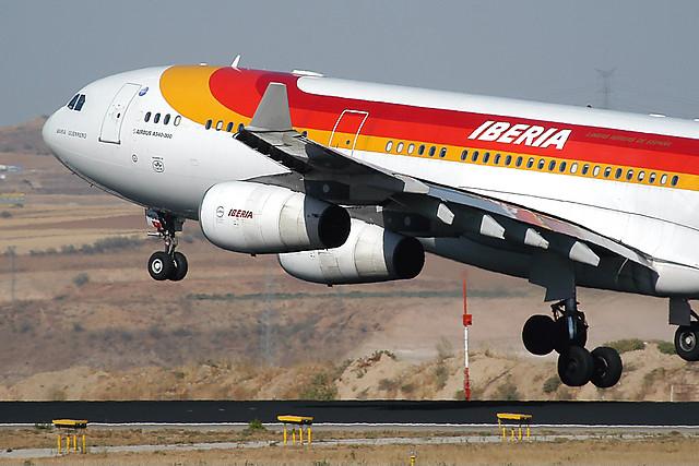 Dónde sellar pasajes de Iberia para Cencoex