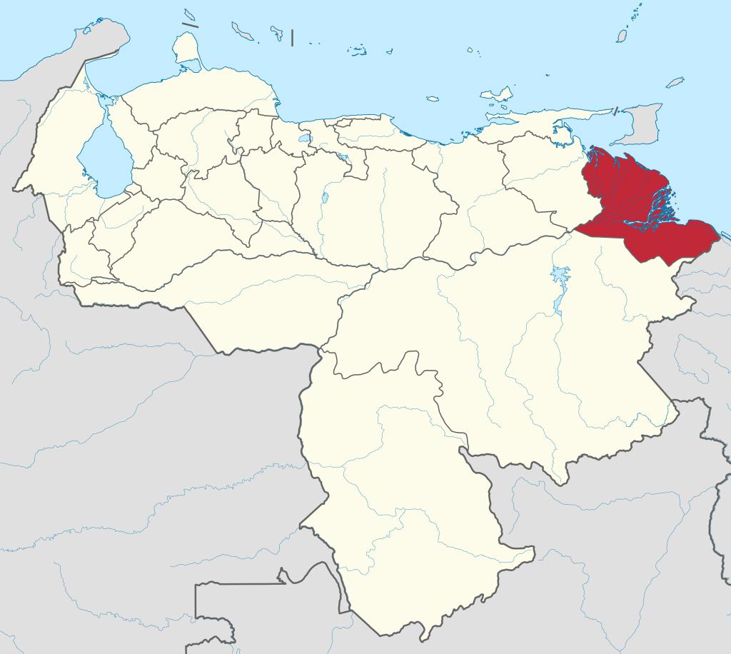 Resultados Elecciones Parlamentarias Delta Amacuro