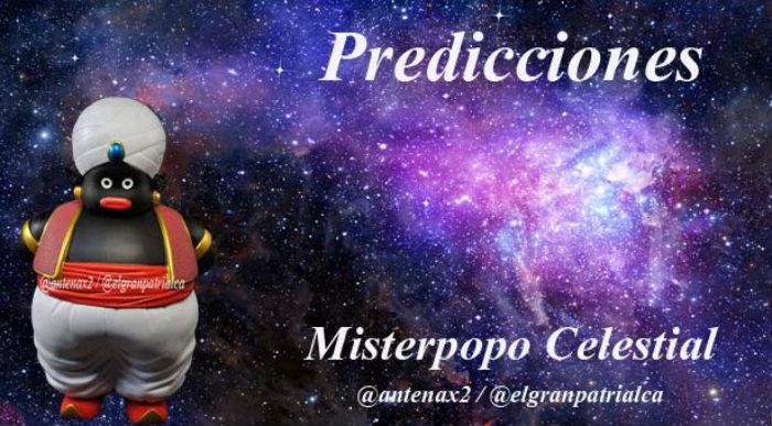 Predicciones de Misterpopo 09 de Noviembe #9Nov