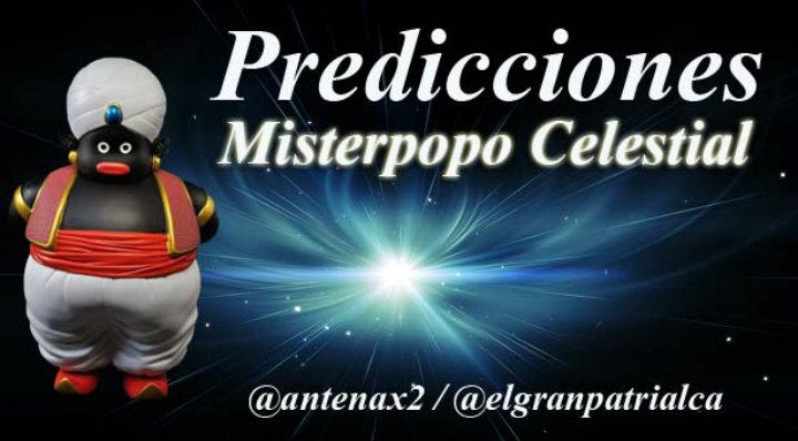 Predicciones de Misterpopo 23 de Noviembre #23Nov