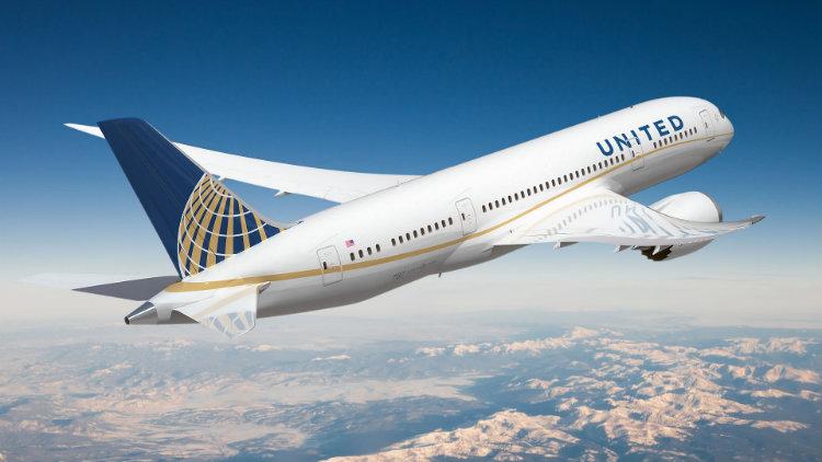 Dónde sellar pasajes de United Airlines para Cencoex