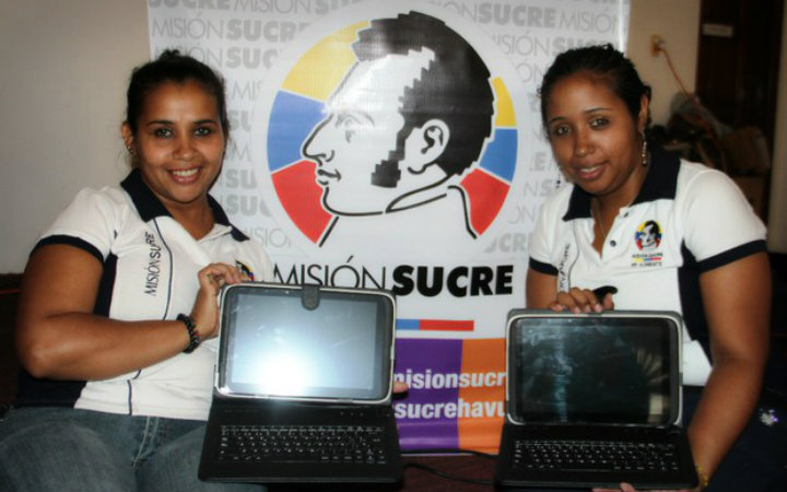 tablets mision sucre