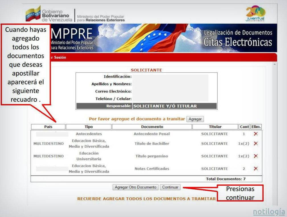Como apostillar partida de Nacimiento en Venezuela - Periódicos de ...