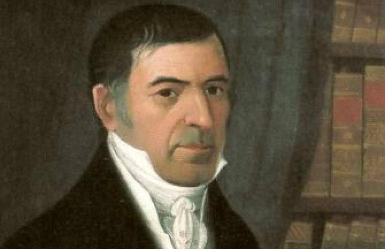 8 de febrero - Fallecimiento de Cristóbal Mendoza