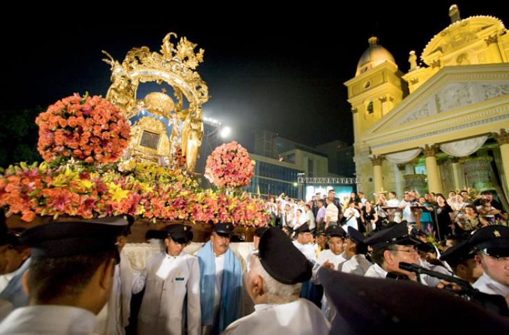 Día de la Virgen de la Chinita - Zulia
