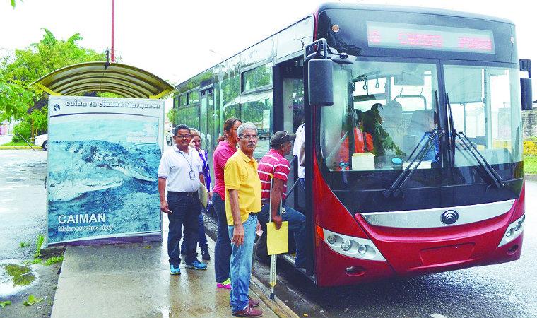 Bus Barinas