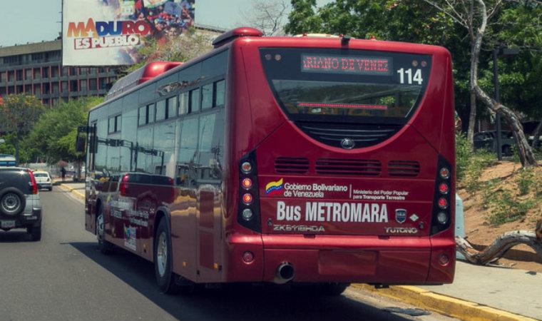 BusMetroMara