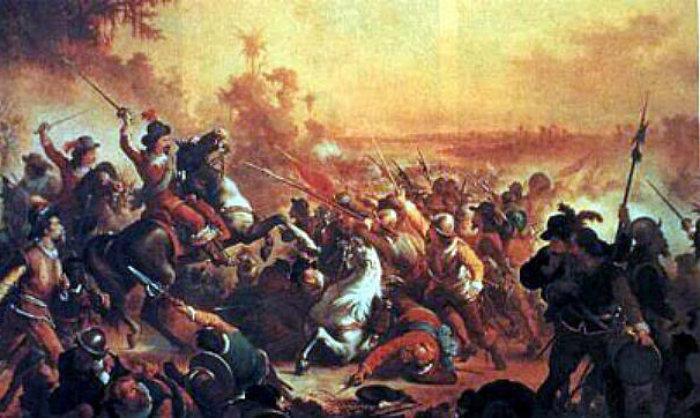 17 de febrero - Batalla de Coplé
