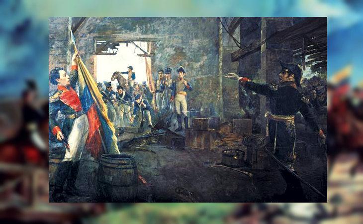 28 de febrero- Batalla de San Mateo