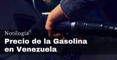 recio de la Gasolina en Venezuela