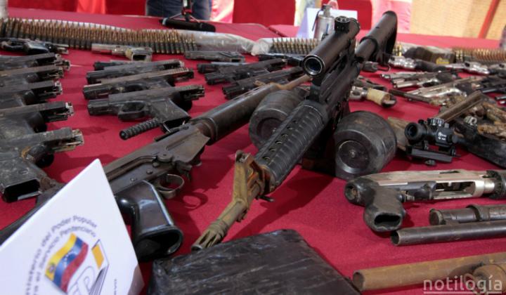 Ley Ordinaria de Armas y Explosivos