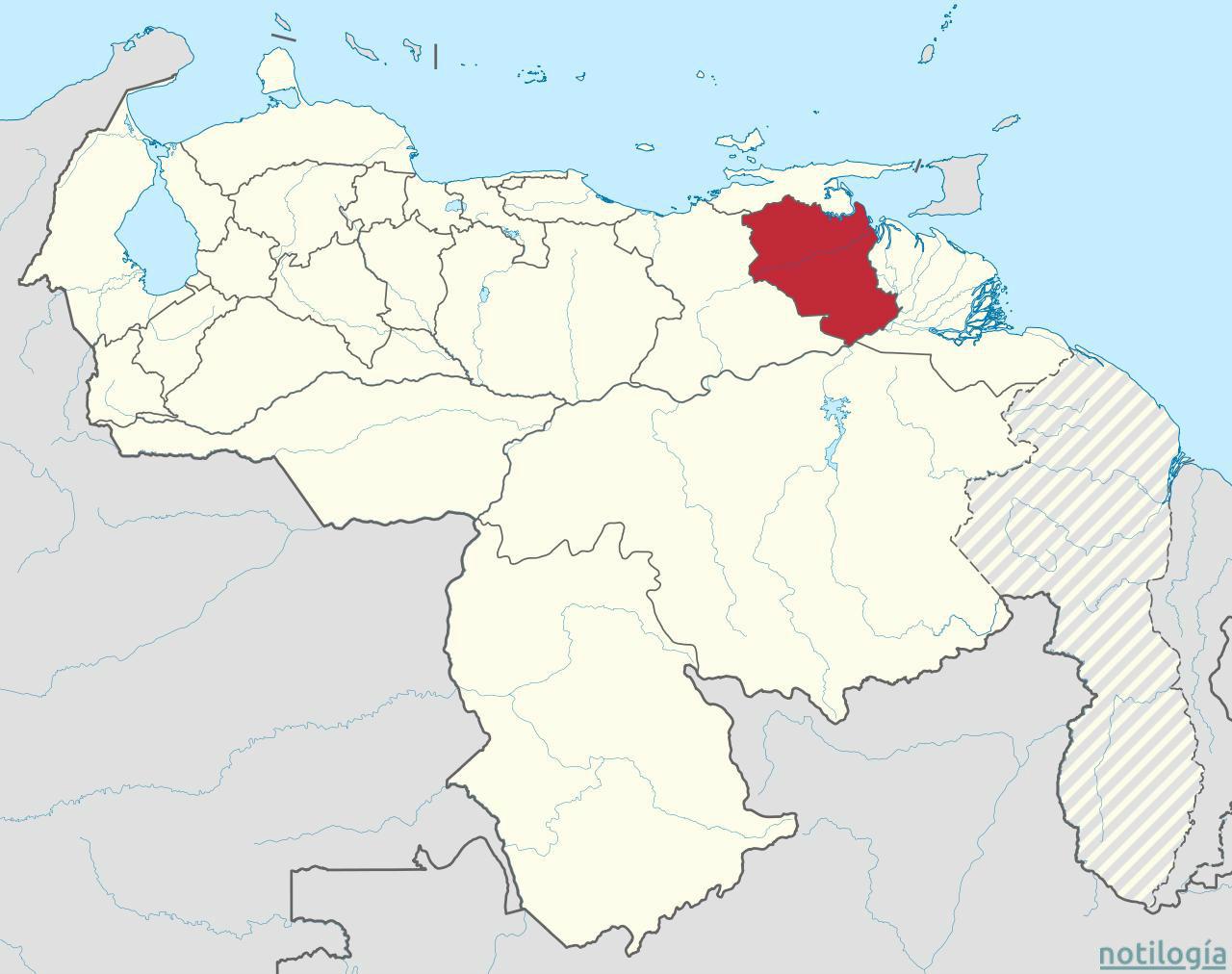 Monagas-Mapa.
