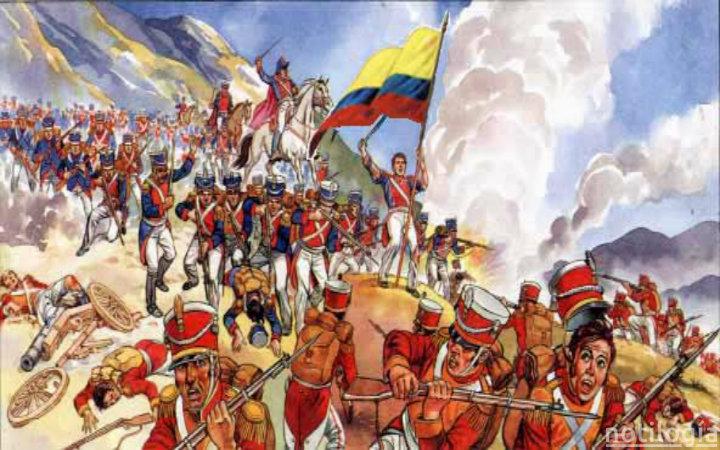 24 De Mayo Batalla De Pichincha 1822 Notilogía