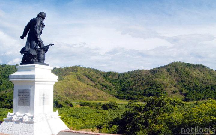 Estatua_Antonio_Ricaurte_Aragua