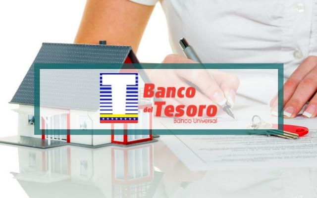 C mo solicitar cr dito hipotecario en el banco del tesoro - Como solicitar un prestamo hipotecario ...