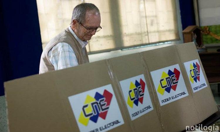 Centros electorales presidenciales 2018