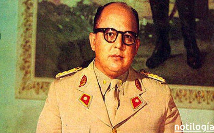 25 de Abril - Nacimiento de Marcos Pérez Jiménez