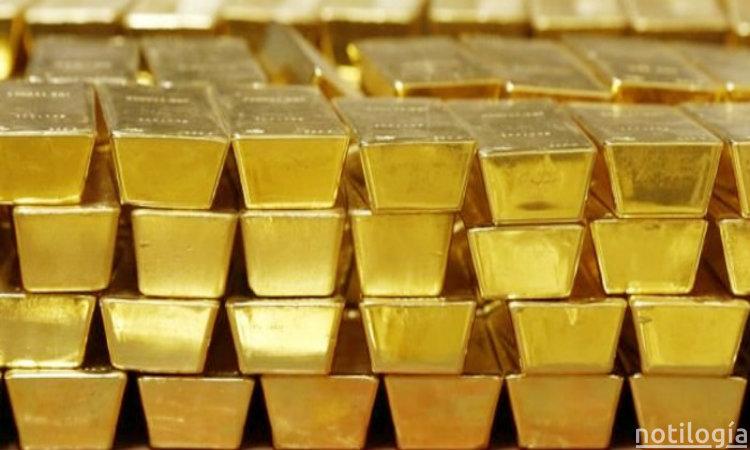Compras de lingotes de Oro