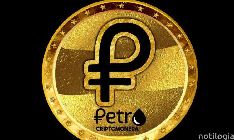 Petro moneda oficializada en Venezuela